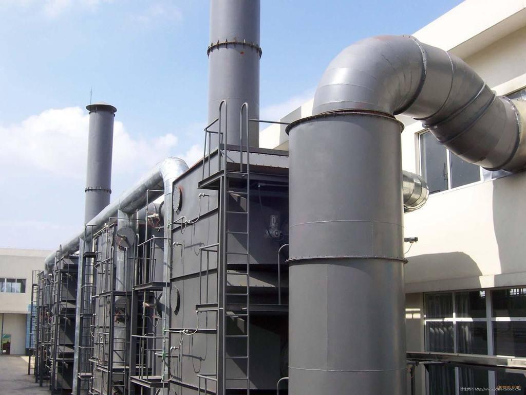 活性炭吸附浓缩催化燃烧